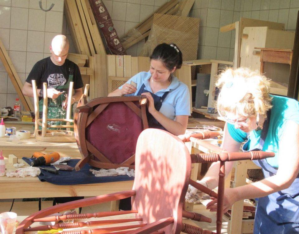 ремонт мебели Киев