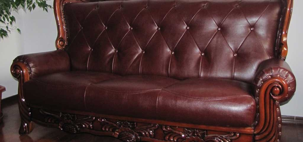 реставрация мягкой мебели Киев