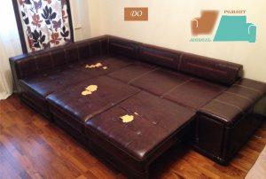 перетяжка мебели до и после