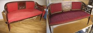 Перетяжка мебели Киев Позняки