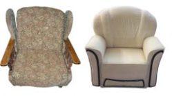 перетяжка мебели недорого в Киеве