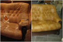 обивка и перетяжка мебели Киев