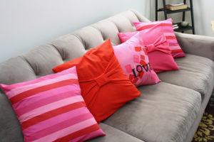 подушки для дивана на заказ
