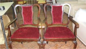 обивка стульев на дому Киев