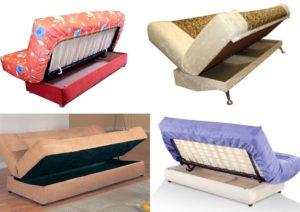 ремонт каркаса дивана