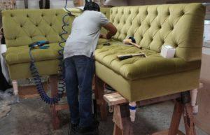 обивка мебели в Киеве