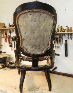 реставрация и перетяжка мебели Киев