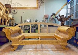 обшивка обивка мебели