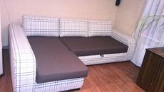 ремонт углового дивана