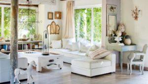 дизайн мебели в стиле прованс