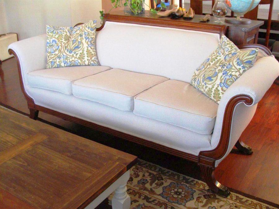 перетяжка и обивка мягкой мебели киев